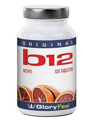 Gloryfeel – Vitamin B12 Methyl
