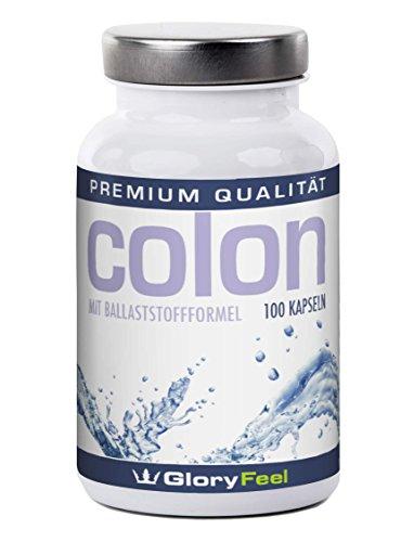 Gloryfeel – Colon mit Ballaststoffformel
