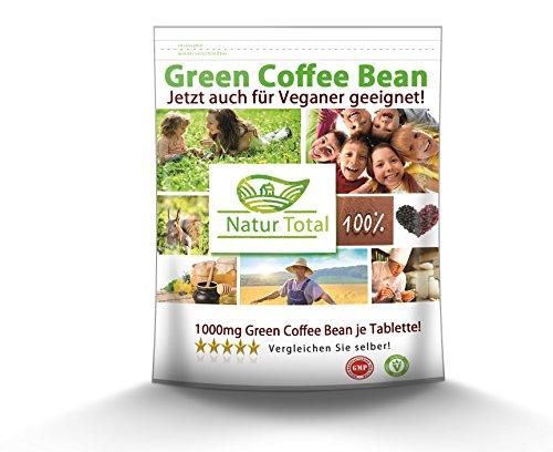 Naturtotal Grüner Kaffee Extrakt